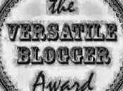 Award: Liebster Versatile Blog