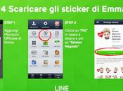 LINE lancia sticker ufficiali Emma Marrone