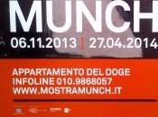 NEWS. Ricola Palazzo Ducale Genova mostra Munch