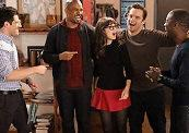 "Scoop ""New Girl S3″: Coach nessuna parte!"
