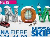 NISSAN SKIPASS 2013 Turismo Sport Invernali Modena Fiere