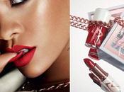 Rihanna nuova collezione make pensata Natale