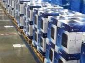 Amazon mostra PlayStation magazzino pronte lancio