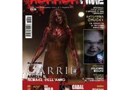 """Rivista """"Horror Time"""": edicola numero novembre"""