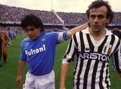 Juventus Napoli, Maradona Platini: com'era 1986-87