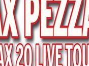 """Pezzali, partito """"Max Live Tour"""" Mantova"""