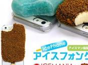 Giappone: Cover iPhone gelato