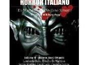 "Nuove Uscite ""Storia Cinema Horror Italiano Volume Gordiano Lupi"