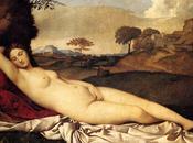 Venere Venere: Giorgione Tiziano