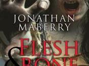 Recensione: Flesh Bone Jonathan Maberry (Delos Books)