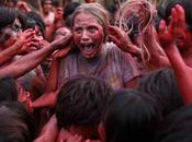 Roma tinge rosso sangue Green Inferno