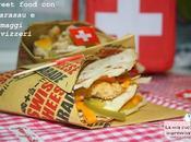 Street food carasau formaggi svizzeri