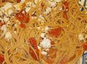 Spaghetti Pomodorini Feta