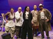 """L'isola degli schiavi"", scena Teatro Eutheca Roma regia Federica Tatulli"