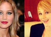 Taglio capelli corto sbarazzino Jennifer Lawrence