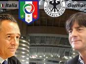 """Calcio, Amichevole Italia-Germania alle 20.45 """"San Siro"""" diretta"""