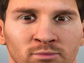 Lionel Messi diventa primo avatar prender vita