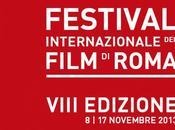 Festival Internazionale Film Roma: premi Ufficiali dell'ottava edizione