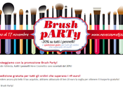 Nuovi pennelli Glossy Artist Brush Party fino novembre 2013