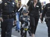 Miles Scott, bambino leucemia, Batman giorno