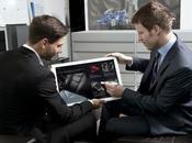 Panasonic porta Italia primo tablet risoluzione