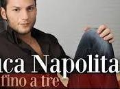 Luca Napolitano fermato.