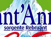 Collaborazione Acqua Sant'Anna