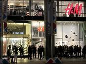 Isabel Marant H&M; party Milan
