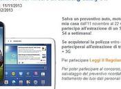 Nuovo concorso Genialloyd: palio Samsung Galaxy
