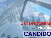Congresso scissione PDL, Grillo, Filippine, Masterpiece: settimana 'vista' Candido