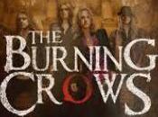 Burning Crows Behind Veil