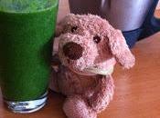 "Invito alla ""Green Smoothies' Week Settimana depurativa rigenerante base frullati verdi"""