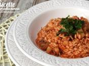 Risotto seppie