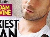 Adam Levine Maroon l'uomo sexy 2013 secondo People