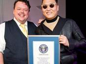 Gangnam Style Record