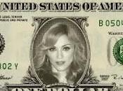 Madonna cantante ricca dell'anno secondo Forbes