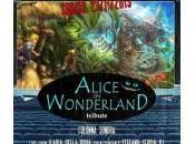 Alice Wonderland scena alla Capannina Franceschi