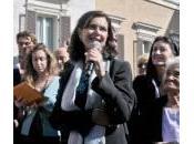 """Laura Boldrini, discriminazione femminile: """"Donne ribellatevi bimbe"""""""