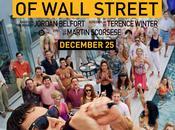 festa scatenata primo poster Wolf Wall Street Martin Scorsese