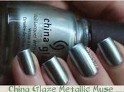 [Battle Planets] Uranus: China Glaze Metallic Muse
