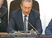 Catricalà: ''Privatizzare Rai? prima 2016. bollino tocca''