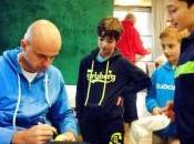 Tennis: ragazzi campione, Ivan Ljubicic, alla Stampa Sporting
