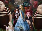 Alice Wonderland [2010], Burton