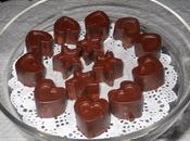 Cioccolatini cuore morbido
