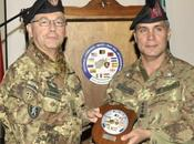 Afghanistan/ Reggimento Bersaglieri. rientro militari italiani