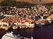 Dubrovnik: accende dibattito sugli arrivi delle mega navi città