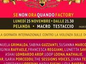Roma: alla violenza sulle donne
