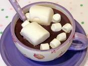 SUPER CIOCCOLATA CALDA MARSHMALLOWS come piovesse