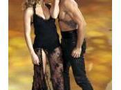 Ballando Stelle: Jesus Luz-Agnese Junkure, bacio (foto)