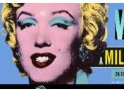Andy Warhol mostra famose serigrafie, ottobre marzo 2014, Milano